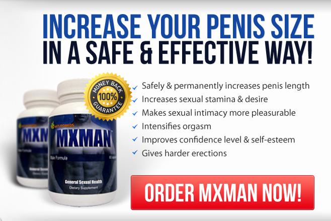 Order MxMan Now