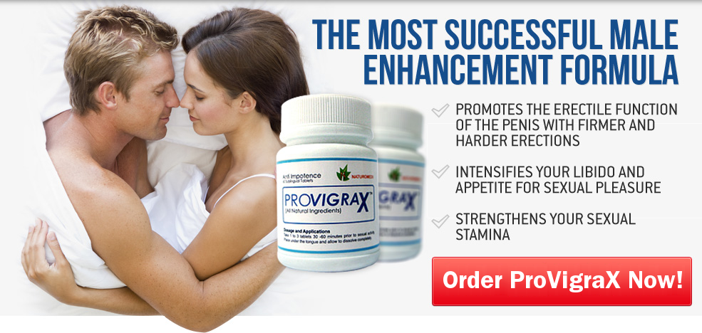 ProVigraX Herbal Pills